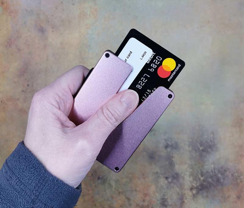 vext slim wallet 1