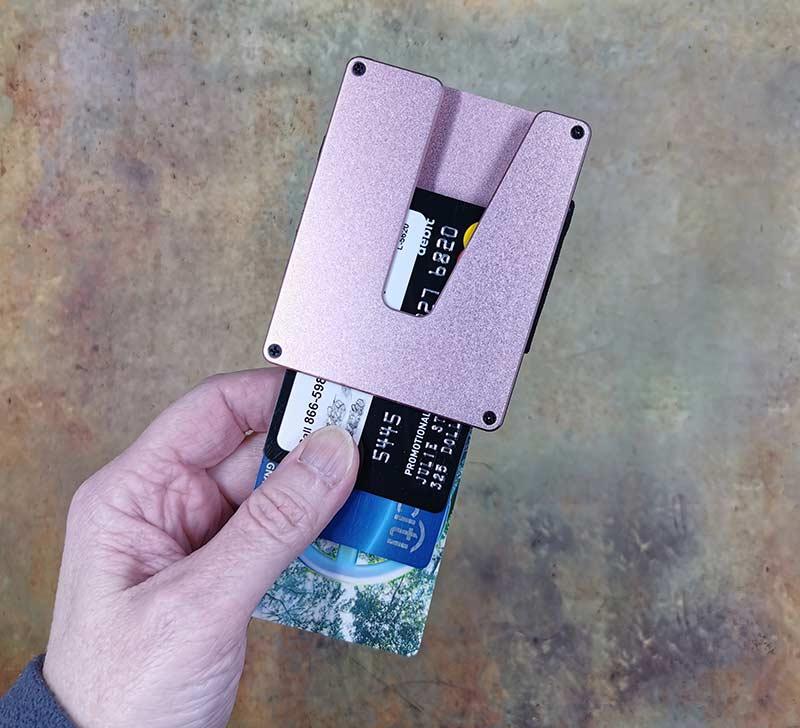 vext slim wallet 3