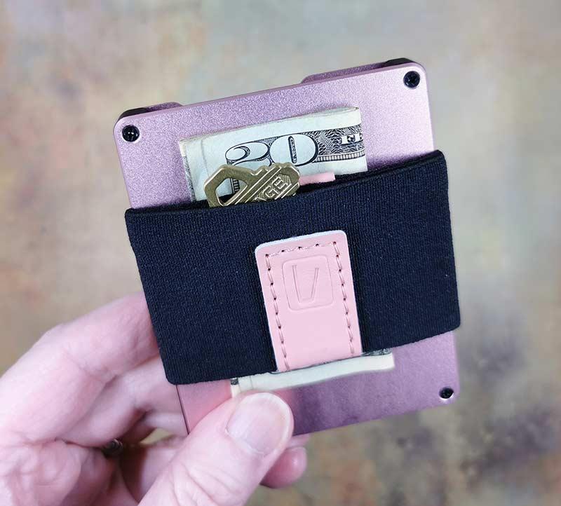 vext slim wallet 4