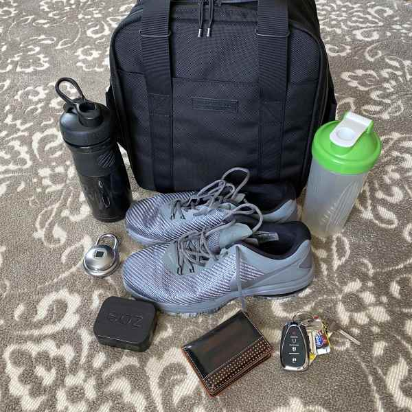 waterfield bootcampgymbag review 14