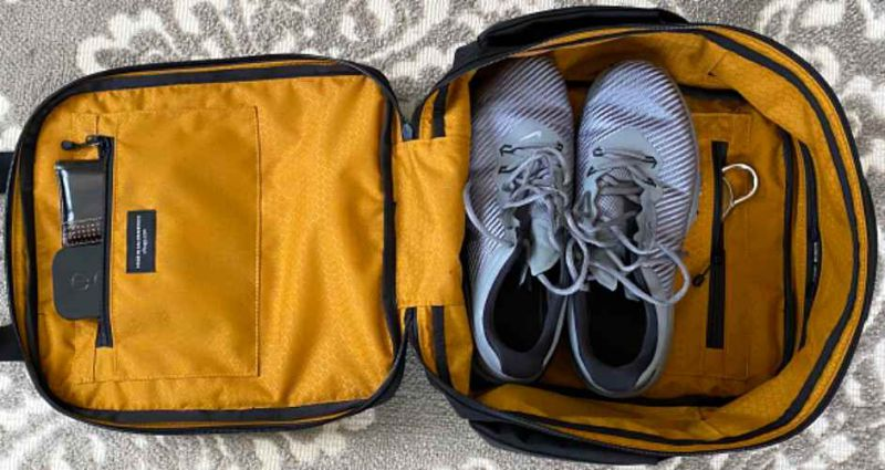 waterfield bootcampgymbag review 15