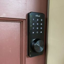 Alfred DB1-B Smart Deadbolt review