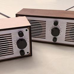 Celia & Perah R1 and R2 FM/Bluetooth speakers review – You can build them yourself