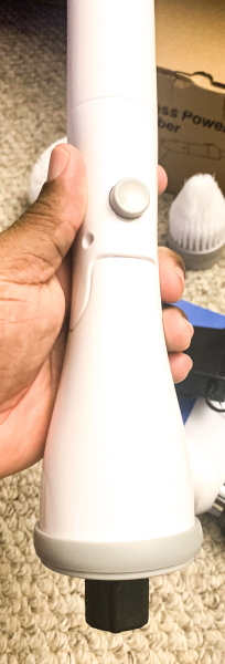 Homitt Shower Scrubber 5