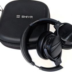 SHIVR 3D Noise Canceling Bluetooth headphones review