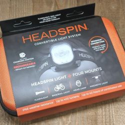 HEADSPIN LED Convertible Light System Review