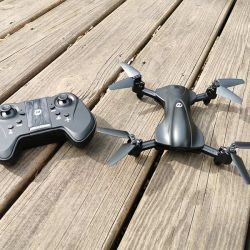 Holystone HS165 Foldable FPV Drone with GPS review