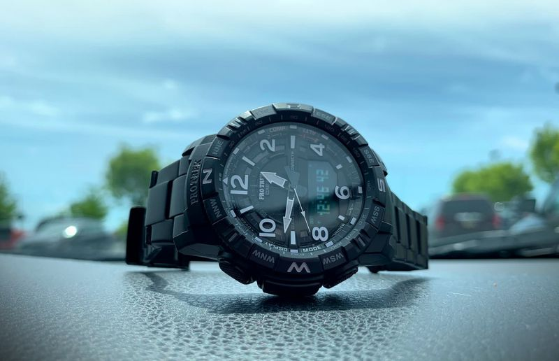Casio PRO TREK PRTB50YT 1 Watch 001