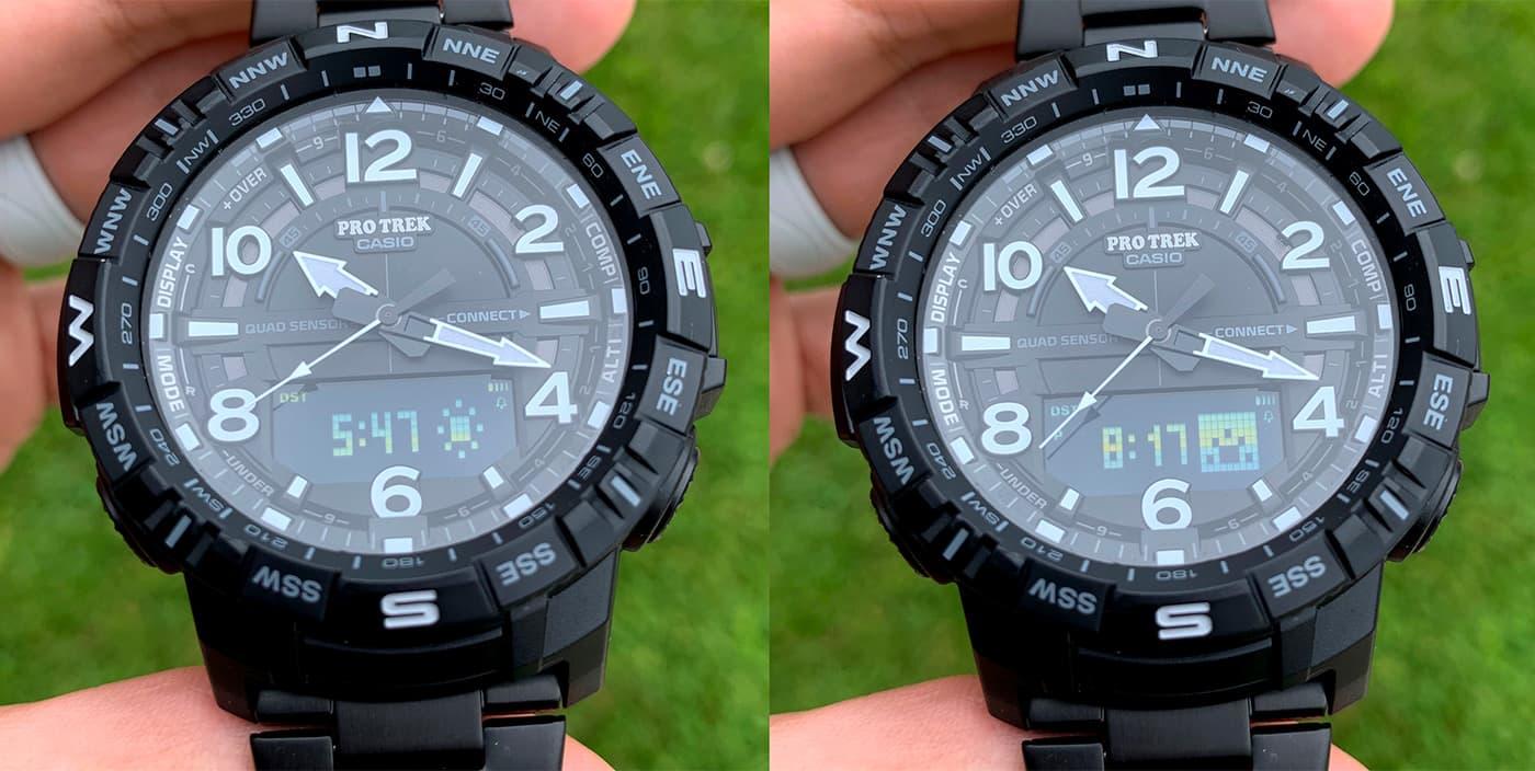 Casio PRO TREK PRTB50YT 1 Watch 002