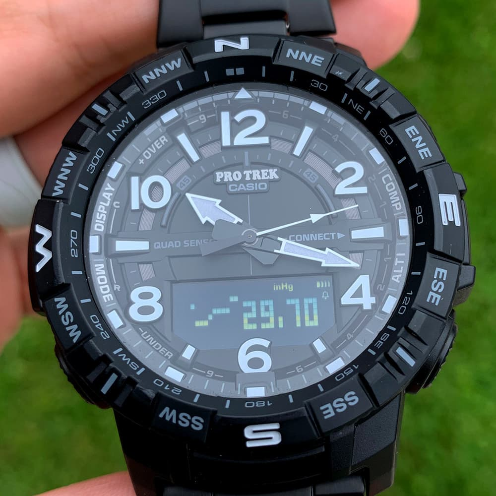 Casio PRO TREK PRTB50YT 1 Watch 003