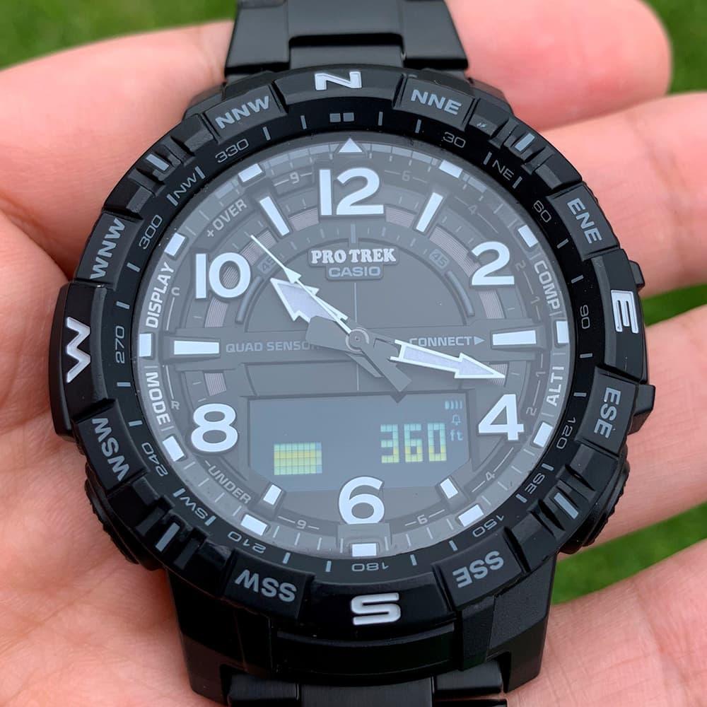 Casio PRO TREK PRTB50YT 1 Watch 004