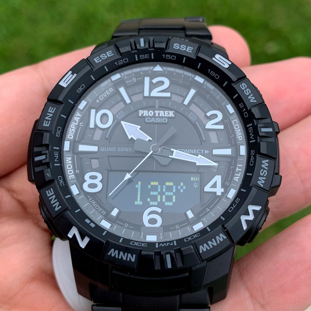 Casio PRO TREK PRTB50YT 1 Watch 005