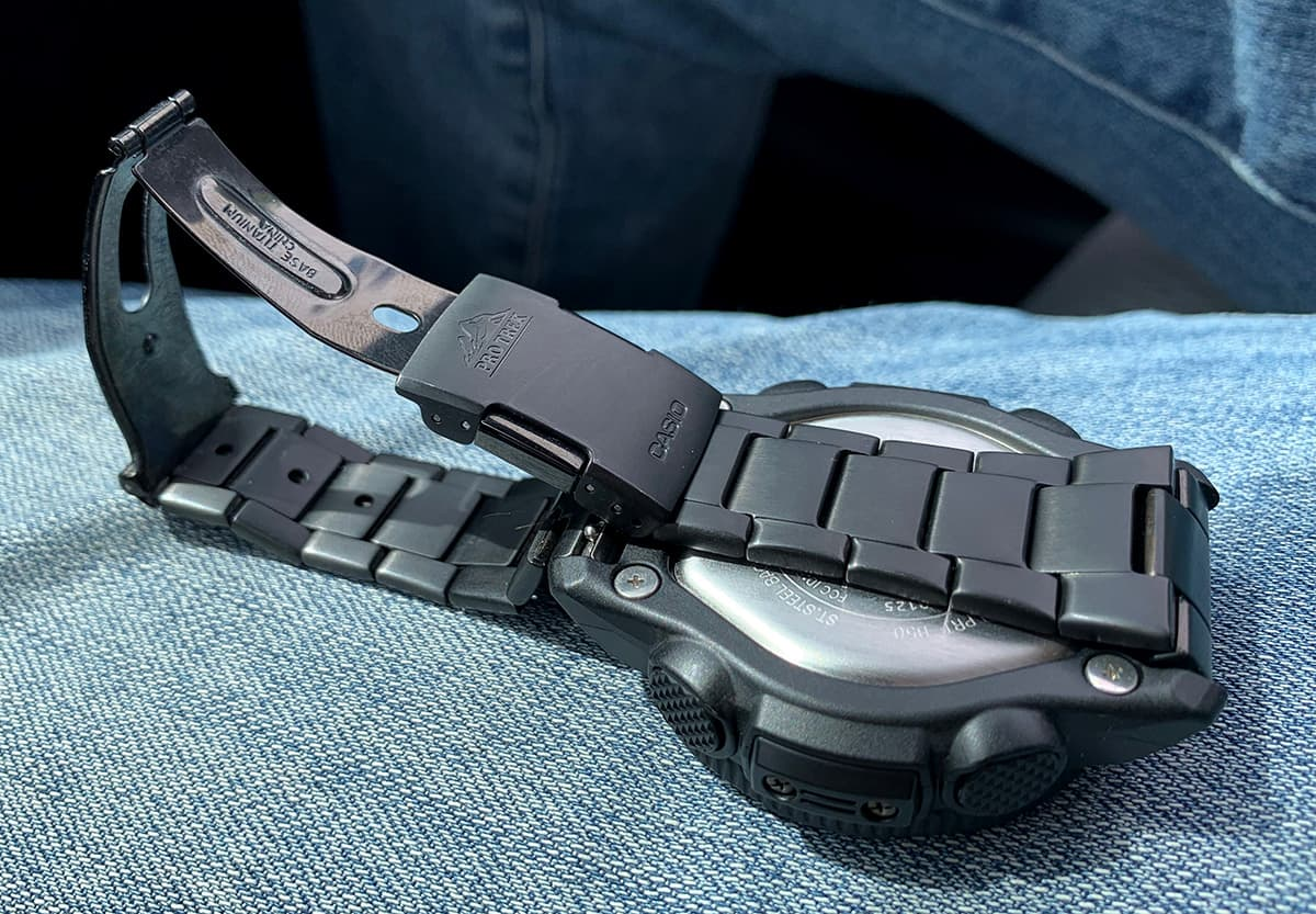 Casio PRO TREK PRTB50YT 1 Watch 006