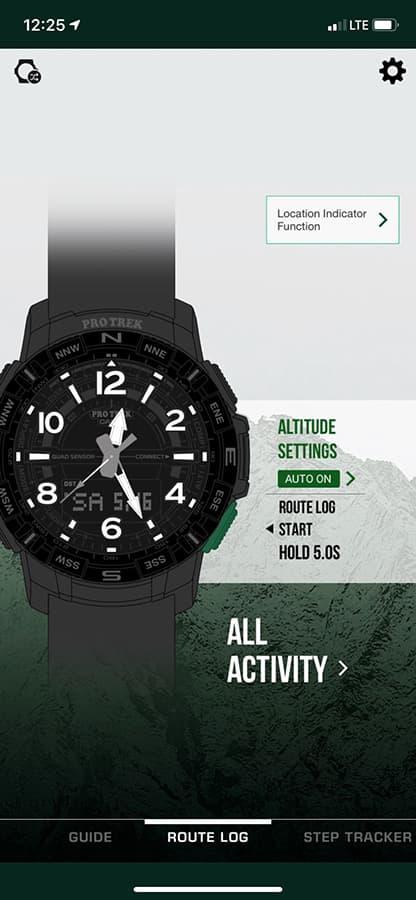 Casio PRO TREK PRTB50YT 1 Watch 007
