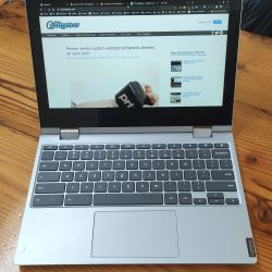 Lenovo C340 Chromebook review