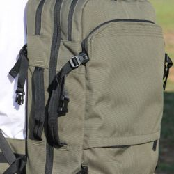 Pakt Travel Backpack review