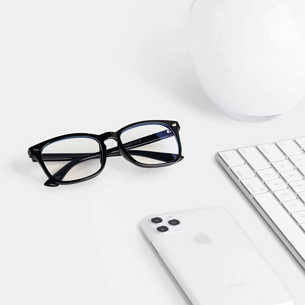 These Blue Light glasses will make your screen time easier on your eyes