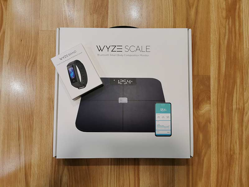 wyze scale band 1