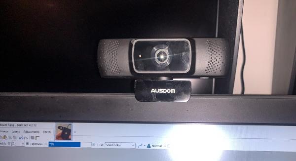 Ausdom 1080P Webcam 7