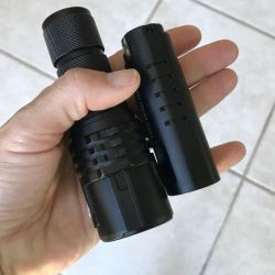 Imalent LD70 and MS03 flashlight review