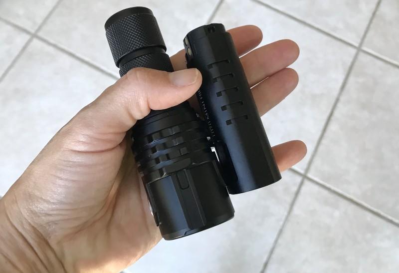 6 Pack Flat surface Flashlight