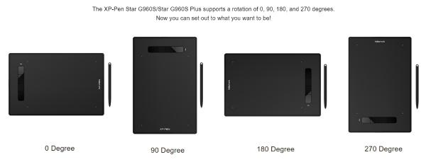 XP Pen Star Tablet 4