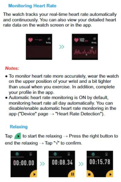 Arbily Smartwatch 27