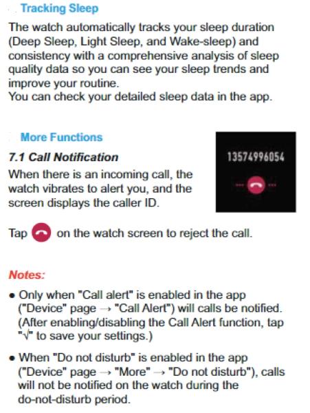 Arbily Smartwatch 29
