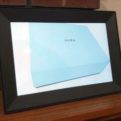 Aura Carver smart digital picture frame review