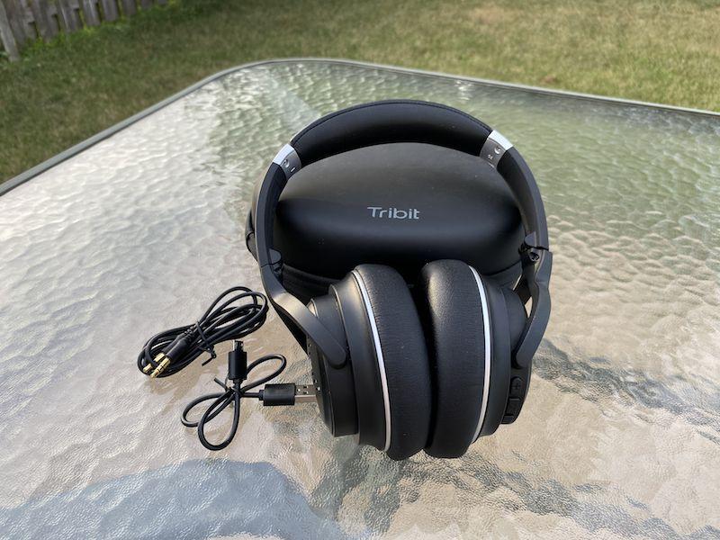 Tribit Xfree Go Bluetooth Headphones Review The Gadgeteer Yo Avalo