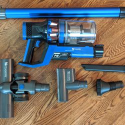 Proscenic P10 cordless vacuum cleaner review