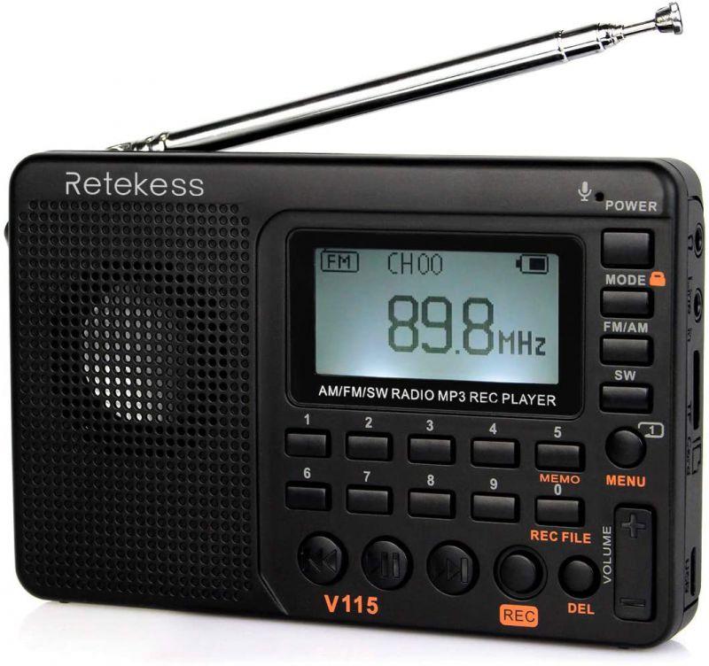 Retekess PortableRadio 1