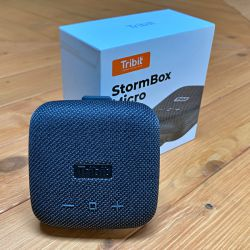 Tribit StormBox Micro Bluetooth speaker review – a true audio bargain