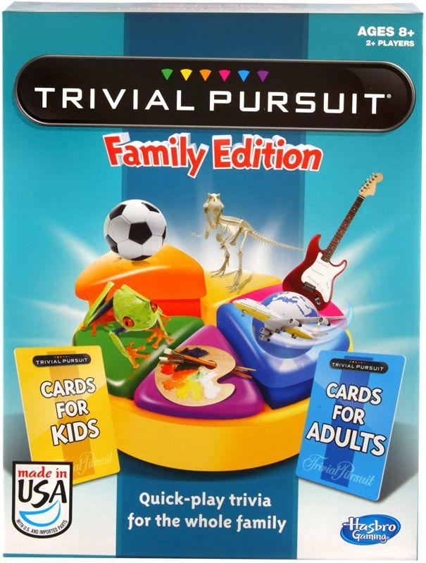 Trivial Pursuit 1