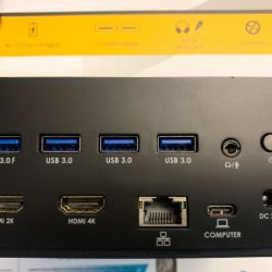 Wavlink UG76PD2 USB-C 4K Dual Display Universal Docking Station with Power Delivery review