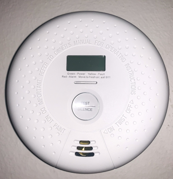 X Sense Carbon Monoxide Alarm 8