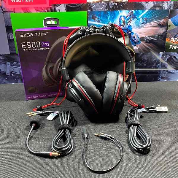 EKSA Virtual Gaming Headset
