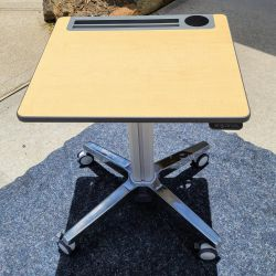 Ergotron Mobile Sit/Stand Desk Review