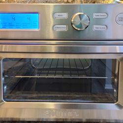 Gourmia GTF7600 16-in-1 digital air fryer oven review
