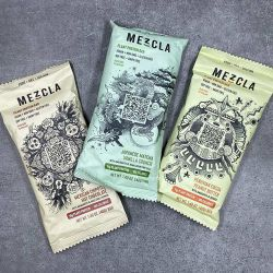 Mezcla plant based protein bars review