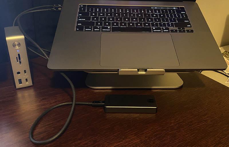 Sabrent Rocket XTRM Q computer