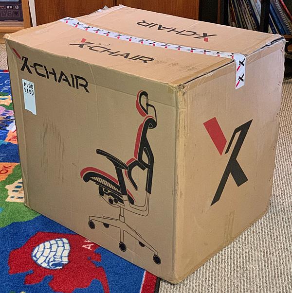 X Chair 1