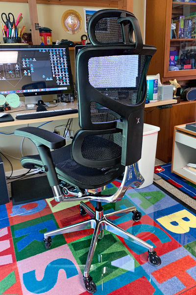 X Chair X2 K Sport Mgmt Chair Review Get Comfortable The Gadgeteer