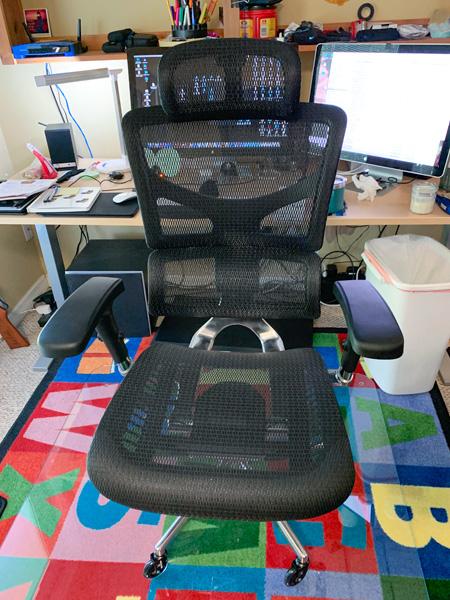 X Chair 21