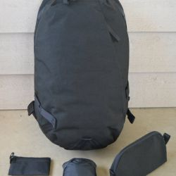 Able Carry Daily Backpack 20L X-Pac and accessories review