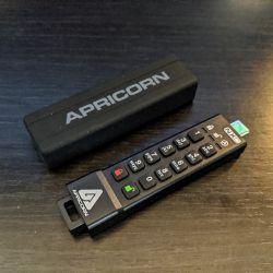 Apricorn Aegis Secure Key 3NXC review