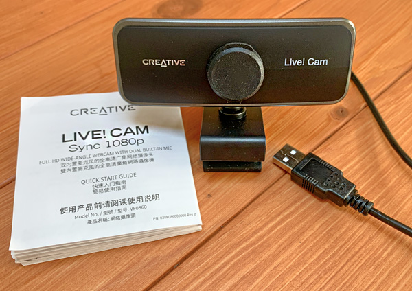 Creative Live Cam 9