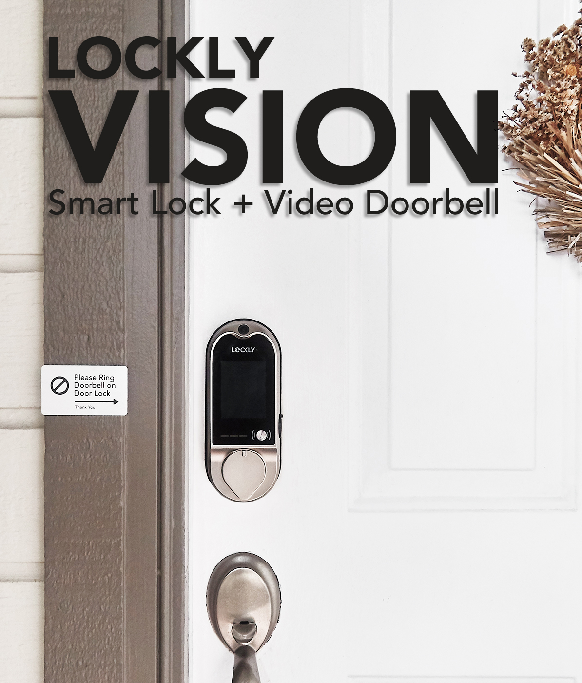 LOCKLY Vision Smart Lock Video Doorbell review – Knock knock, I know who's there