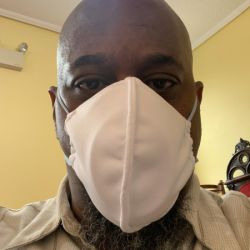 Refresh Mask N95 Personal Air Purification System review