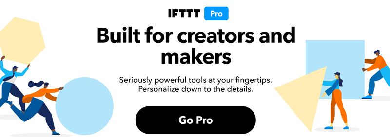 ifttt pro 1